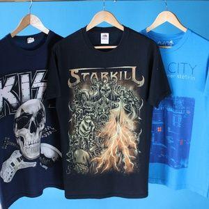 Starkill Band T-Shirt